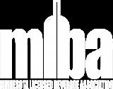 Mlba logo white